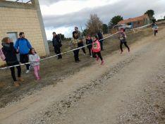 Foto 2 - Tercera jornada de los juegos escolares de campo a través en Los Llamosos