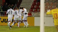 El Numancia logra una primera victoria a domicilio de 'oro'