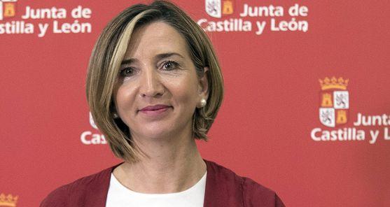La consejera de Igualdad y Familia, Alicia García.  /Jta.