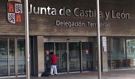 Sede prinicipal de la Junta en Soria. /SN