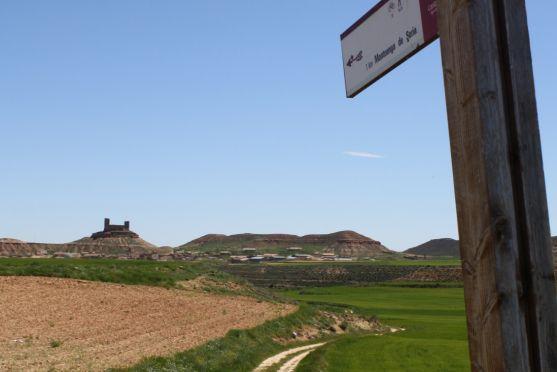 El Camino del Cid un es un recurso interesante para el turismo de Soria. /Consorcio.