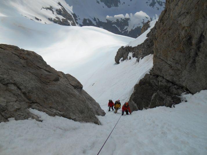 Imagen de una de sus expediciones/ GONZALO DE MIGUEL