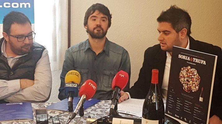 Presentación 'Trufa y Soria'