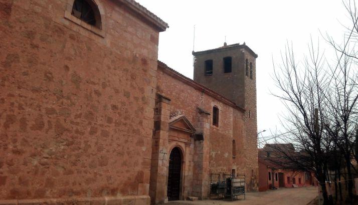 El templo de Alcozar, uno de los integrados en el convenio. / Dip.