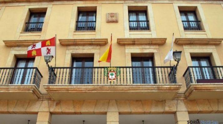 Ayuntamiento de Almazán/ SN
