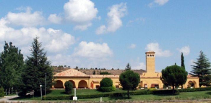 Imagen del centro adnamantino.