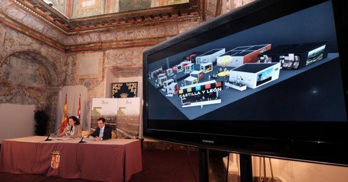Presentación del programa de la Junta para esta edición de Fitur. /Jta.