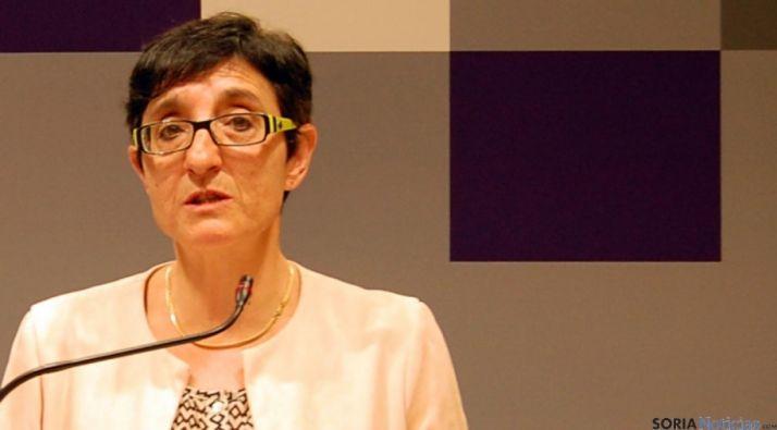 Pilar Delgado, diputada de asuntos sociales./SN