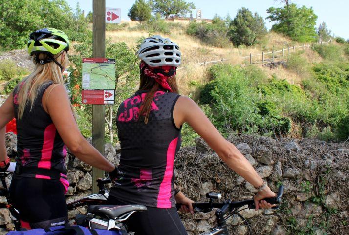 La bicicleta es un buen medio de transporte para la ruta. / Consorcio