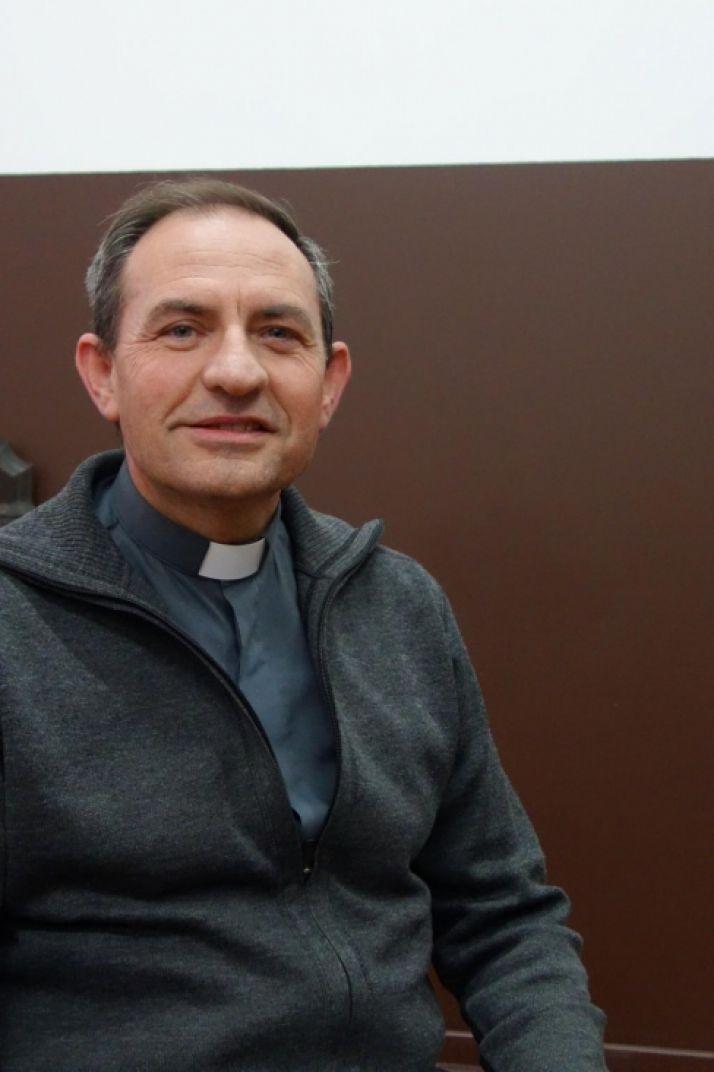 """Foto 2 - Abilio Martínez: """"Como Iglesia, podemos crear un futuro mejor para la sociedad"""""""