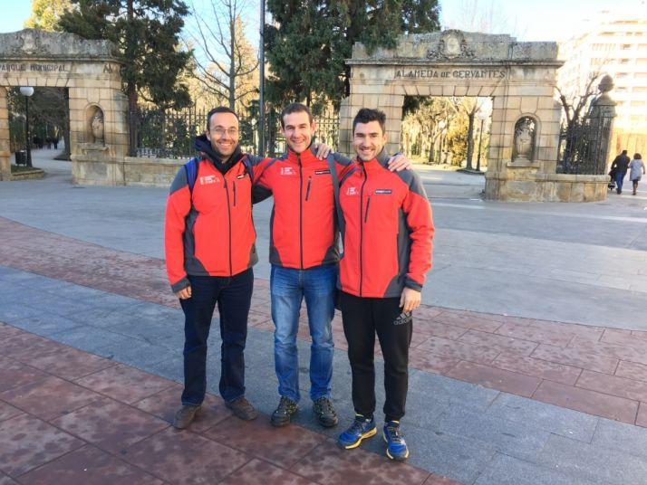 Foto 2 - El Duatlón de Soria ultima los circuitos para el Europeo