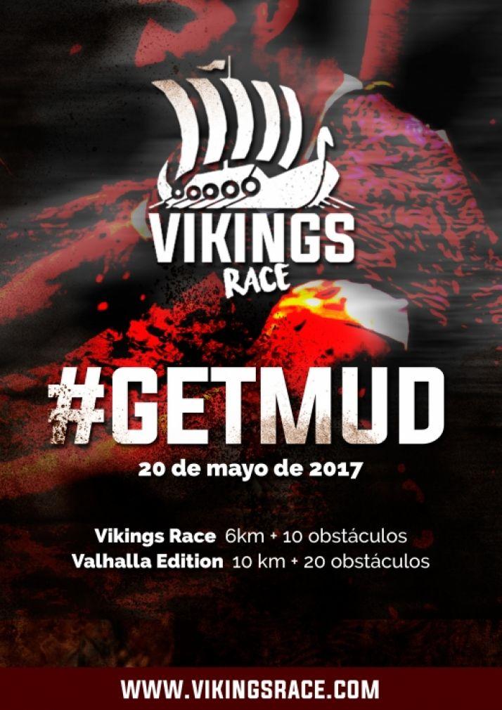 El 20 de mayo tendrá lugar en Ólvega la Segunda Edición de la Vikings Race