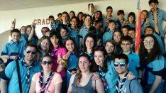Grupo Scout soriano Doce Linajes 276. /GSDL