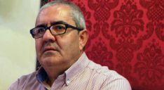Rubén Vinuesa, presidente de Aspace Soria. /SN