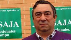 Carmelo Gómez, presidente de Asaja Soria. /SN