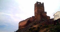 Imagen del castillo de Vozmediano. /SN