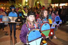 Desfile del Carnaval de Soria 2017. /SN