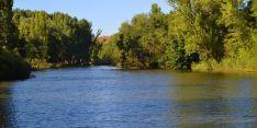Imagen del Duero en la capital. /SN
