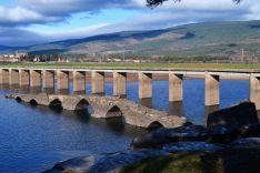 Imagen del puente romano de la localidad de Vinuesa. /SN