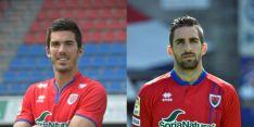 Confianza del club en los dos jugadores./CDN