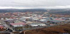 Vista aérea del polígono industrial. /SN