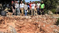 Excavaciones en el yacimiento este verano./Jta.