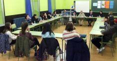Encuentro de profesores este martes en la EOI.