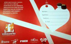 Atractiva campaña de SoriaCentro. /SN
