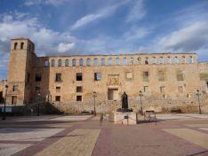 Palacio de Berlanga de Duero.