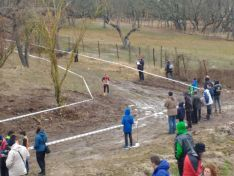 Cross de Fuentetoba.