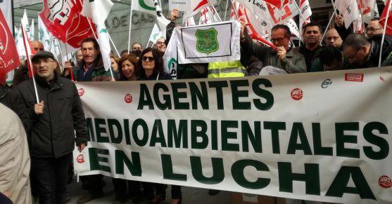 Manifestación este jueves en Valladolid.