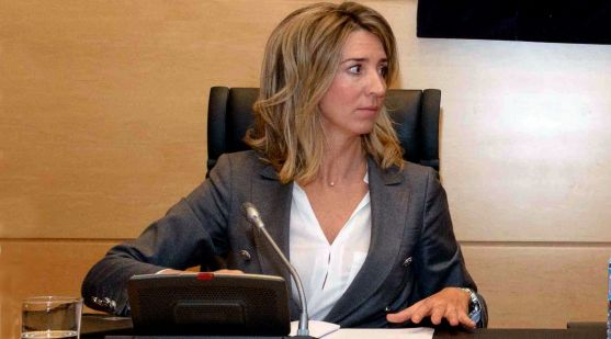 Alicia García, consejera de Familia e Igualdad. / Jta.