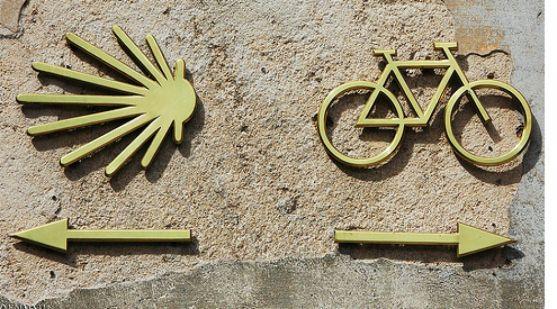 La marcha cicloturista discurre por CyL./SN