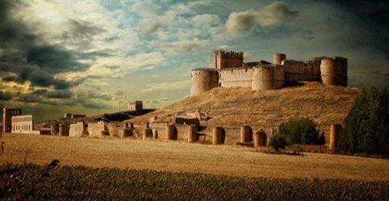 Imagen del castillo de Berlanga de Duero. /SN