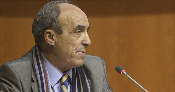 Enrique Espinel, presidente del foro. /SN
