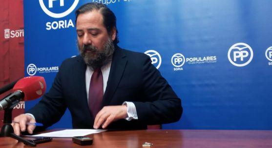 José Manuel Hernando, este miércoles en rueda informativa. /SN