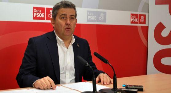 Javier Antón este martes en rueda de prensa. /SN
