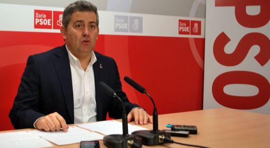Javier Antón en una rueda de prensa. /SN