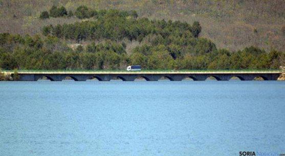 Imagen de archivo del pantano. /SN