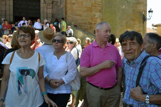 Día de las Casas de Soria celebrado en Vinuesa. /SN