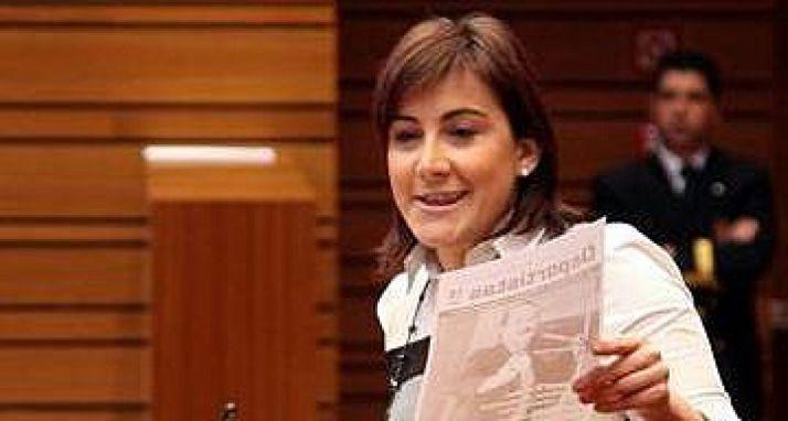 Ana Sanchez, del PSCyL.