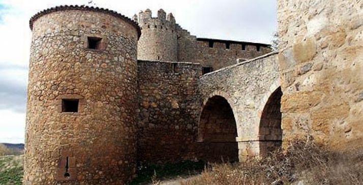 Imagen de la construcción medieval.
