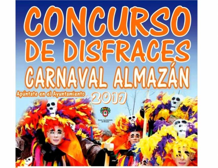 Gastronomía carnavalera en Almazán.
