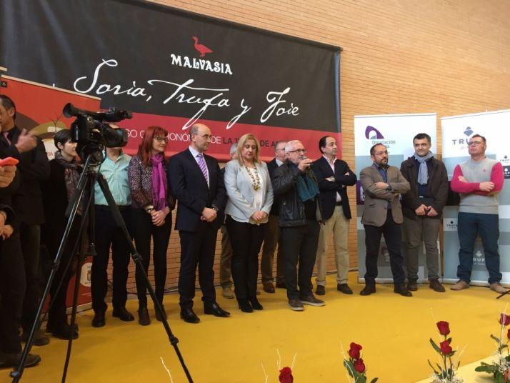 15ª Feria de la Trufa de Soria (Abejar). /SN