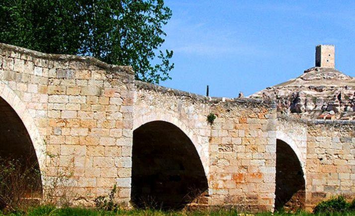 Langa de Duero es una localidad del itinerario. /SN