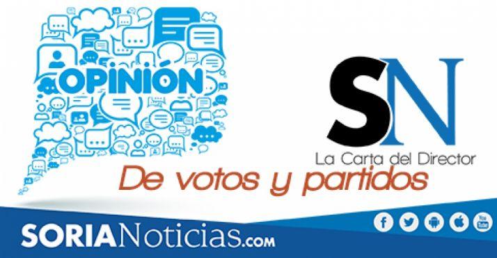 Foto 1 - De votos y partidos