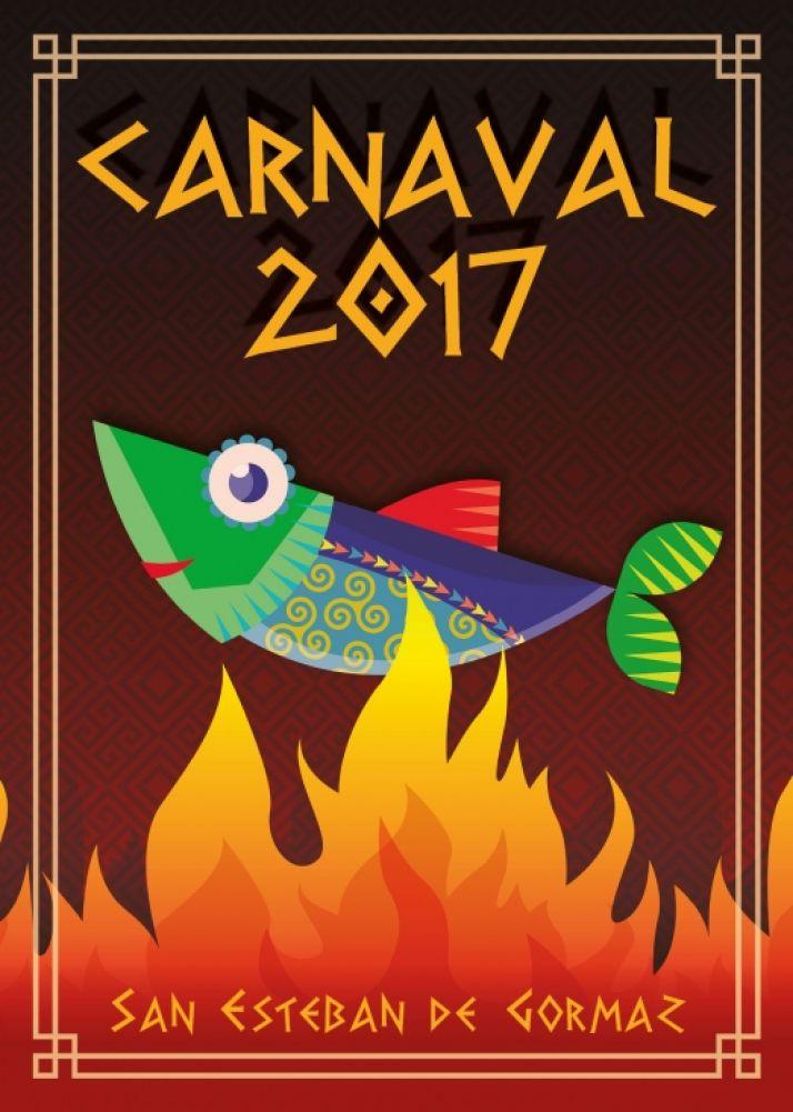 Cartel del carnaval de San Esteban.
