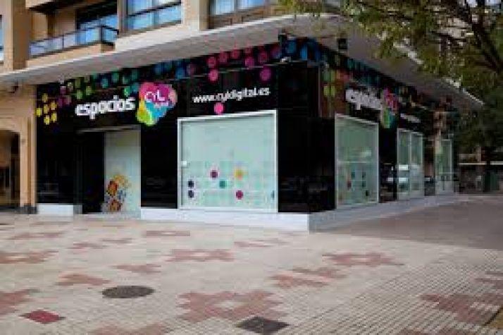 Centro de Cyl Digital en Castilla y León.