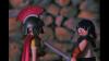 Diorama de Playmobil sobre Numancia.
