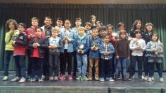 Los participantes del torneo./CAAN